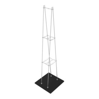 Løse stativer til LED-plakatrammer
