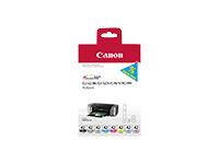 Canon CLI-42 multipack, 8 patroner til PRO-100S Displayhuset
