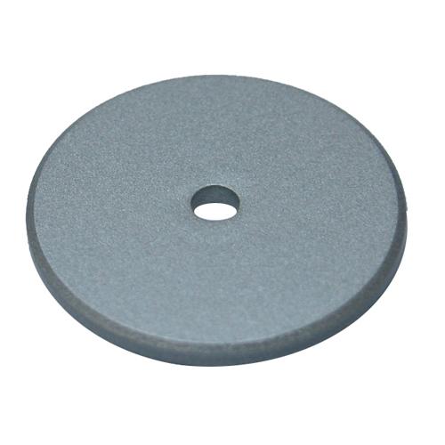 WMD, Rund plate med hull Displayhuset