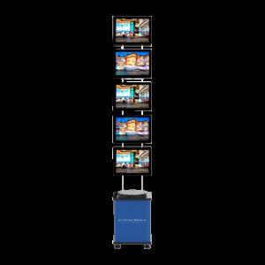 DEMOBRUKT – VM Box base – husk trafo og 230v ledning