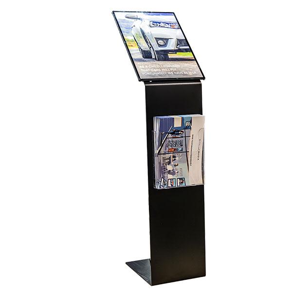 VM SUPERLIGHT Kiosk A3 Displayhuset