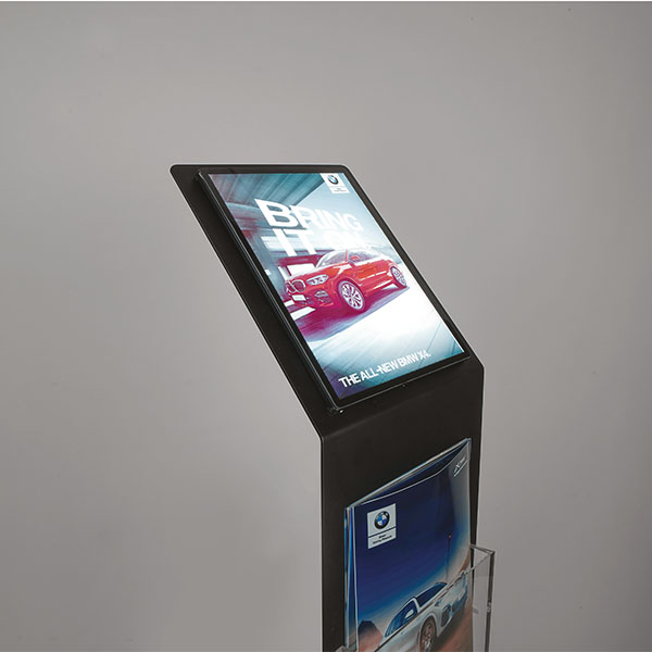 VM SUPERLIGHT Kiosk A4 Displayhuset