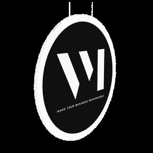 Veggmontert VM SIGN R60